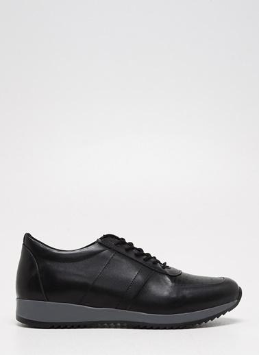 F By Fabrika Erkek Siyah Sneakers SONIA Siyah